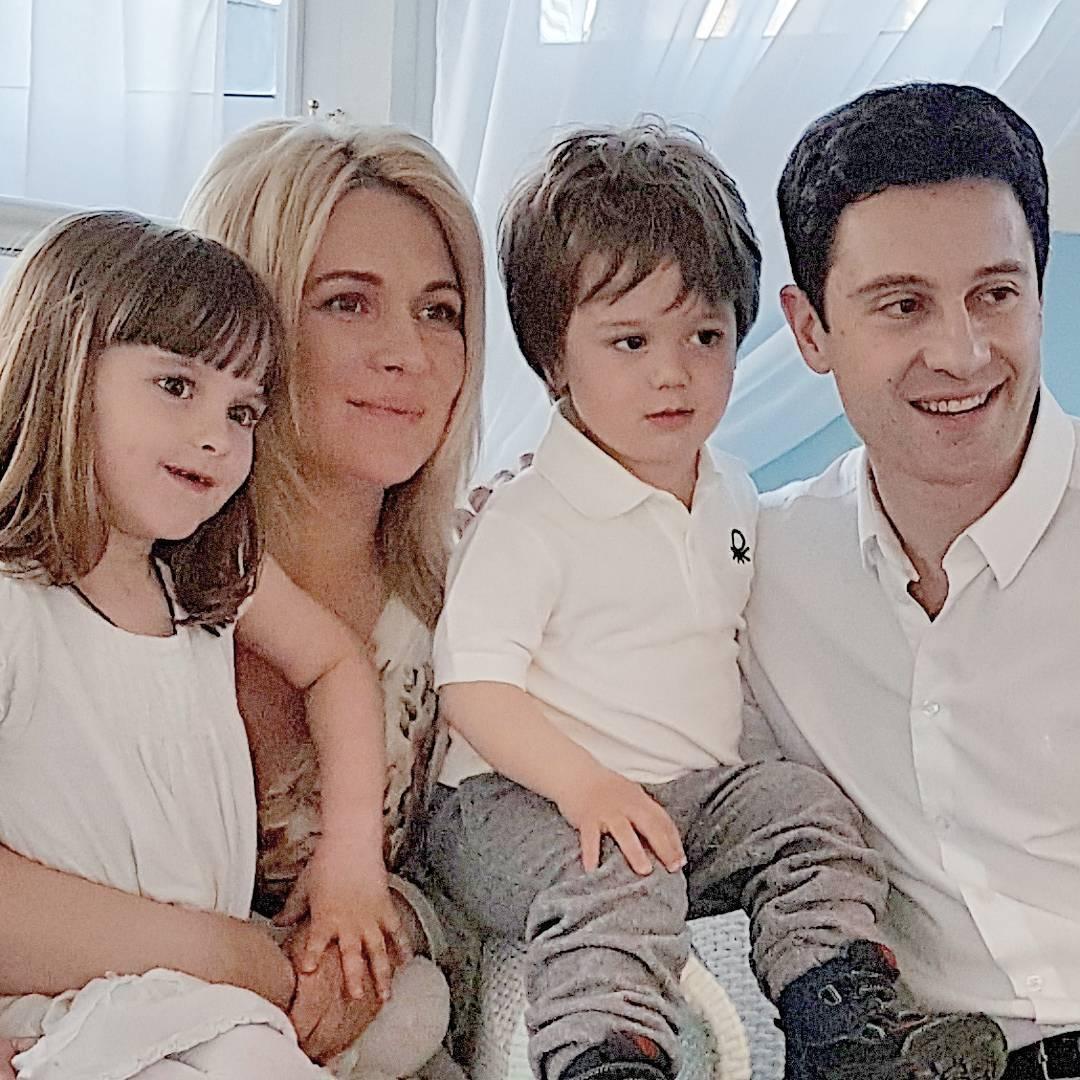 Дети антона макарского и виктории морозовой фото 2018
