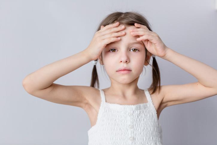 От чего головокружение у детей 13 лет