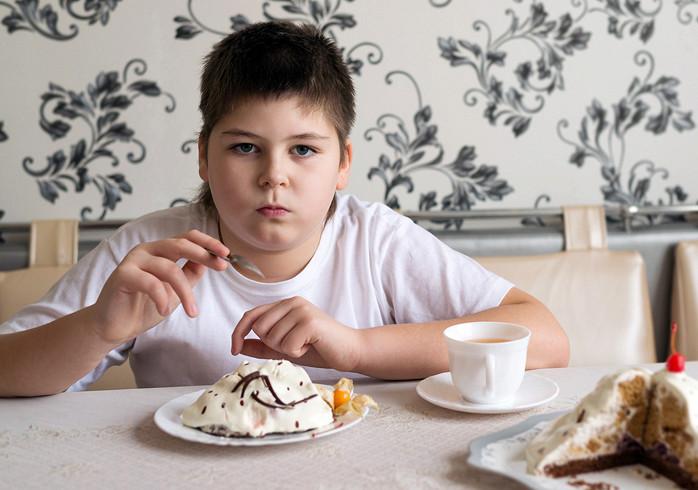 Вес подростка – забота родителей