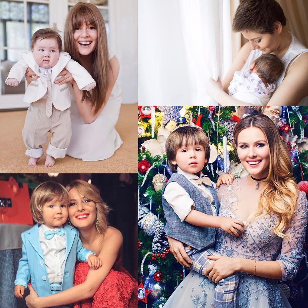 Мария Кожевникова : дети и счастливая семейная жизнь