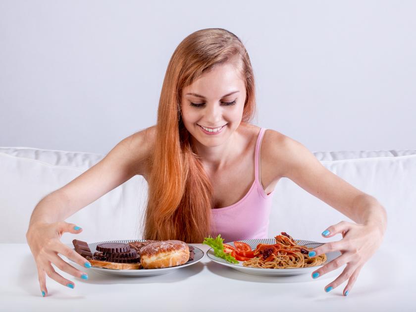 Простой способ не переедать во время ПМС новые фото