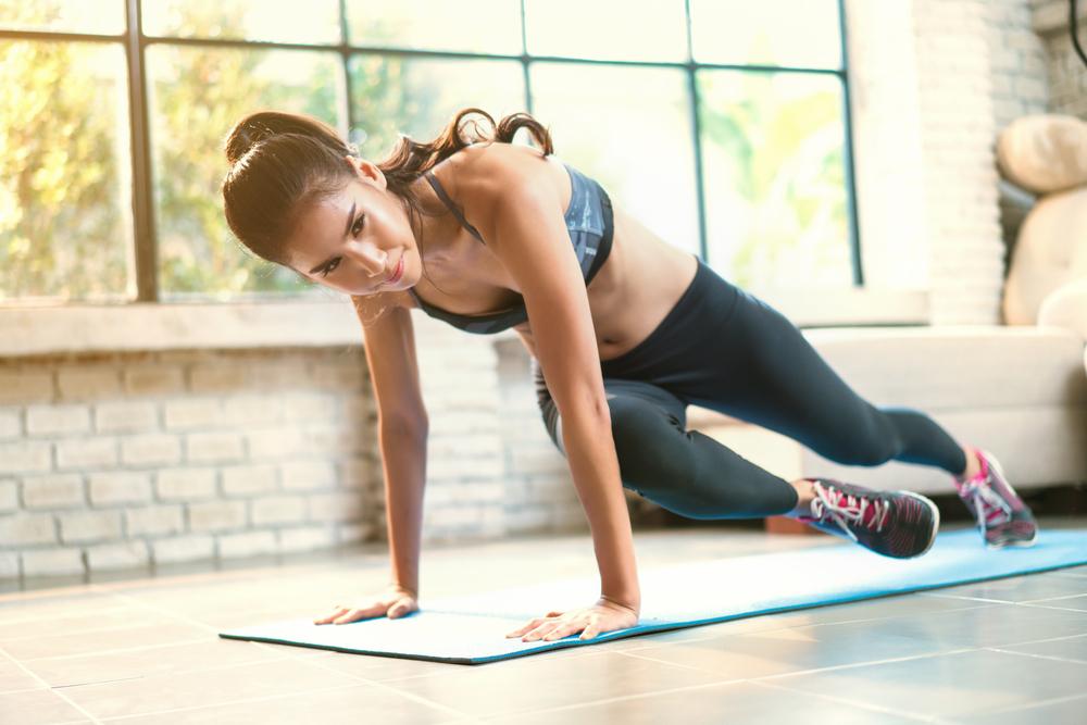 Фитнес Клуб Дома Похудения. Упражнения для быстрого похудения в домашних условиях