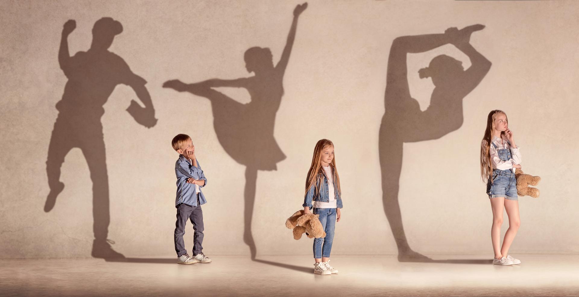Зачем развивать творческие навыки и креативное мышление у ребенка