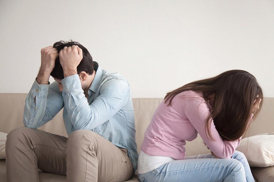 Конфликты с мужем на почве секса