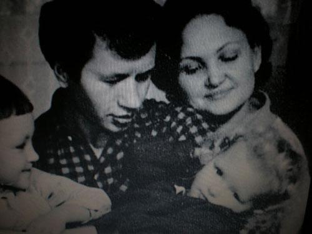 Леонид быков семья жена дети фото