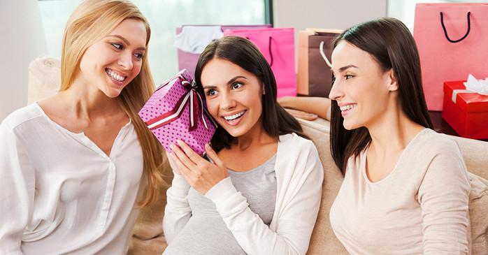Какие делать подарки для беременных на день рождения: лучшие подарки