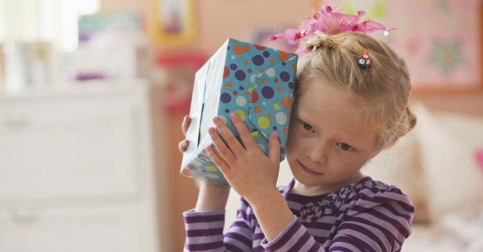 Что подарить девочке на 5 лет — идеи подарков
