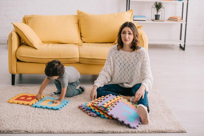 Сначала сама, потом — муж и ребенок: как не дать быту сожрать себя