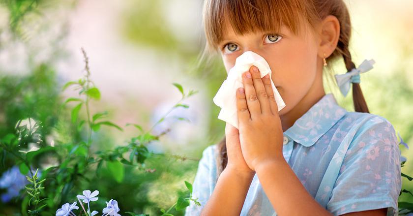 Лучшие препараты от аллергии для детей от года и старше