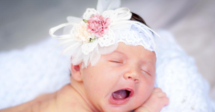Когда проходит краснота у новорожденных