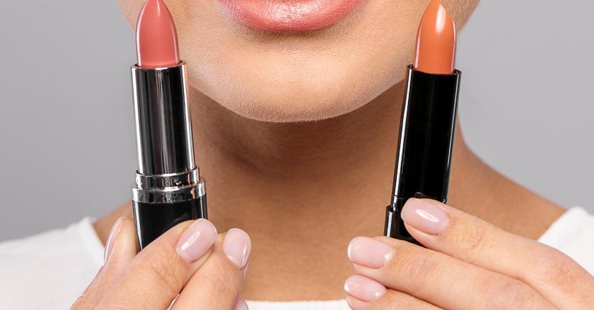 Как подобрать помаду для губ, как выбрать цвет помады под цвет волос и кожи?