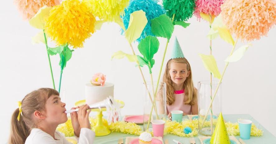 День рождения ребёнка в домашних условиях . Как весело провести день рождения ребёнка дома